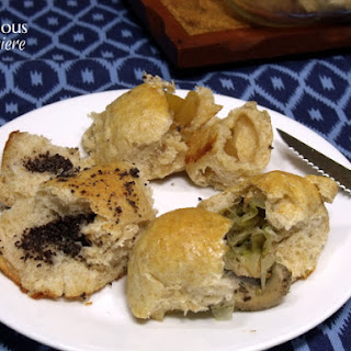 Piroshki (Russian Stuffed Rolls)
