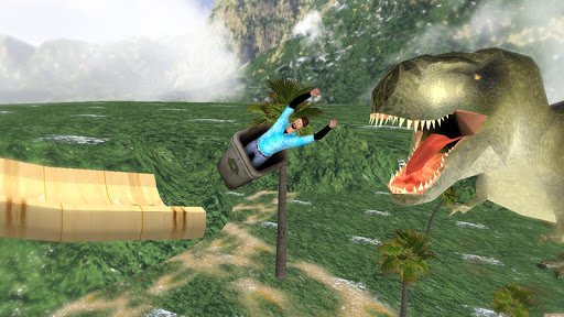 Impossible Mega Ramp Stunts 3D android2mod screenshots 5