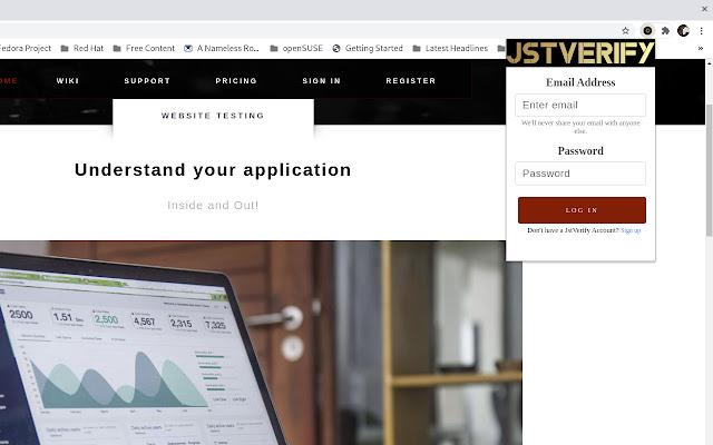 JstVerify - WebTest Config Generator