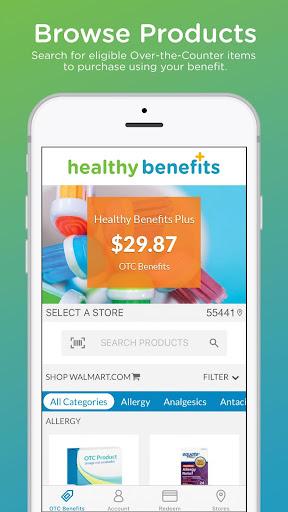 Healthy Benefits Plus 1.0.6 screenshots 2