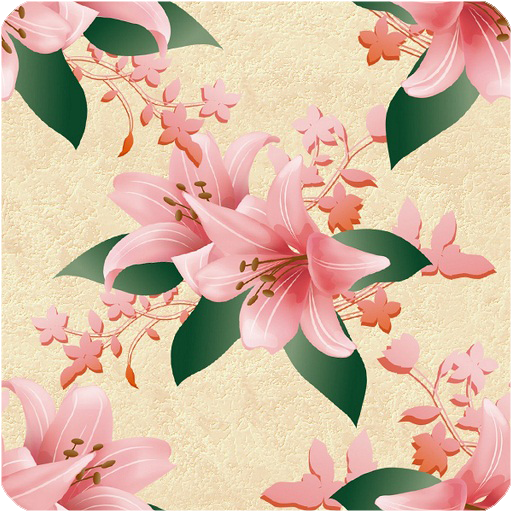 Flowers Texture Wallpapers