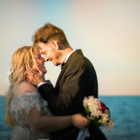Wedding photographer Dario Battaglia (dariobattaglia). Photo of 05.09.2017
