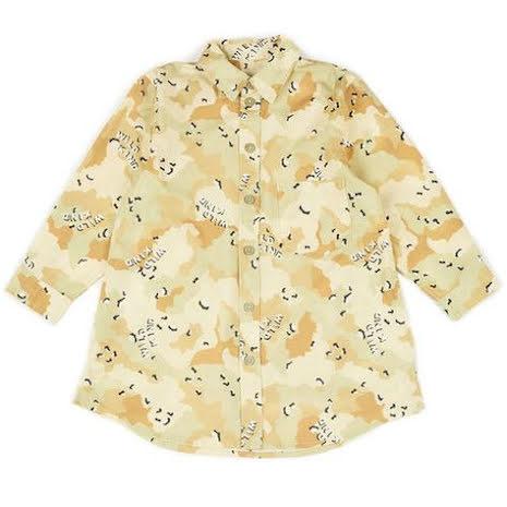 Wild Kind Kids Sierra Shirt Dress
