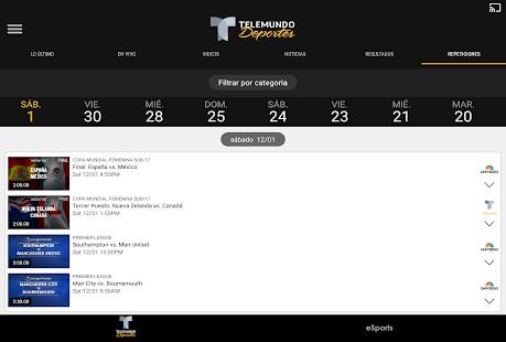 Telemundo Deportes 16