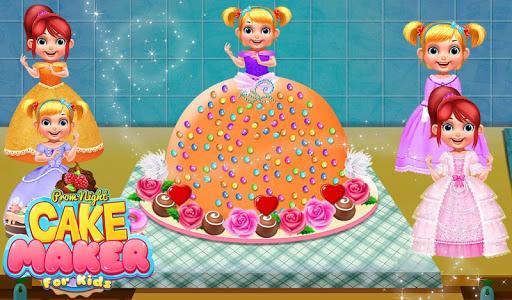 Prom Night Cake Maker For Kids v1.0.1