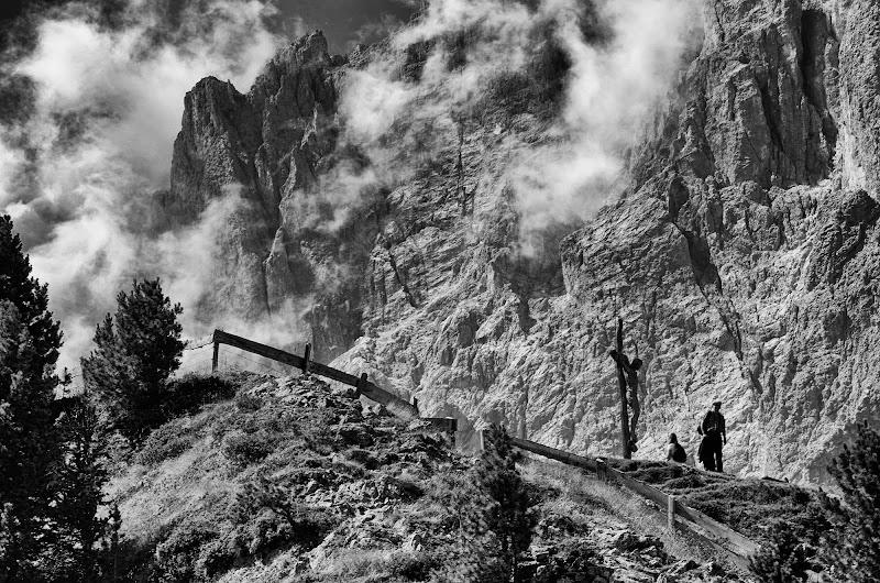 Umano e divino al cospetto della montagna di Rossella13