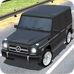 Offroad Car G Icon