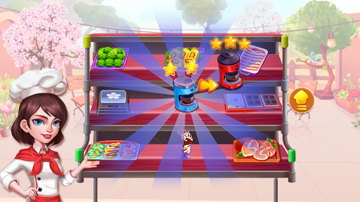 Restaurant Madness - A chef cooking city game android2mod screenshots 3