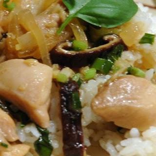Thai Chicken with Basil Stir Fry.
