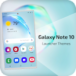 Samsung Note 10 Launcher Theme 1.0