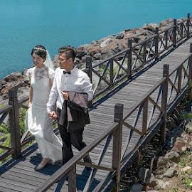 Wedding by Ryan Chai - Wedding Bride & Groom ( prewedding )
