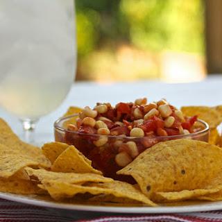 Tomato and Corn Chipotle Salsa