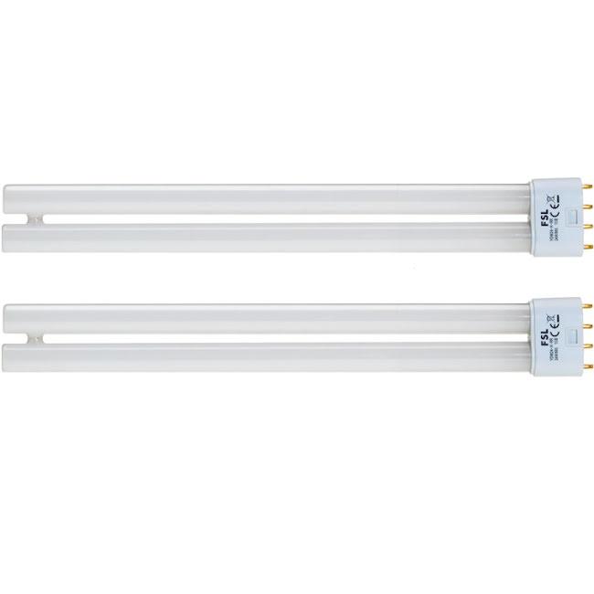 Reservlampor till Luminescence (2st)