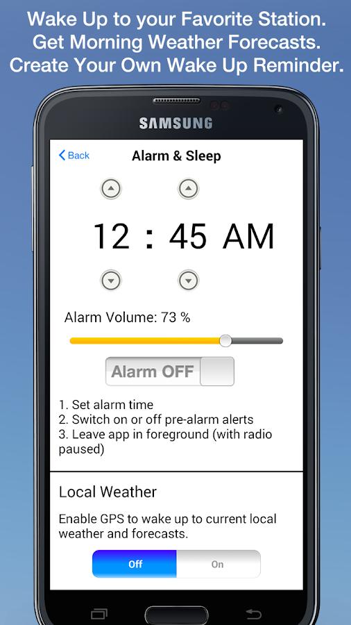 Sunny 92.3 - screenshot