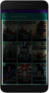 MoFlix 18+ HD Movies 2019 App Download For Android 4