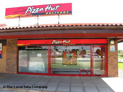 Pizza Hut Delivery On Brackla Way Pizza Takeaway In