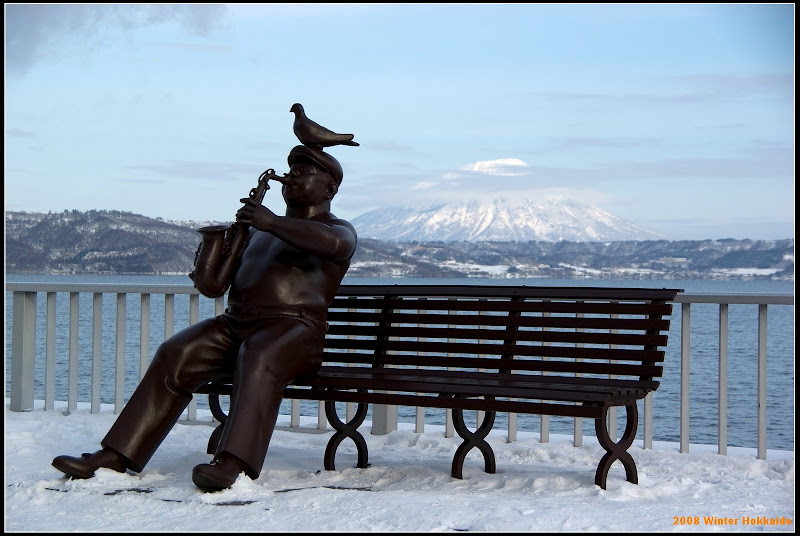 [遊記]愛上北海道---洞爺湖 Toyako