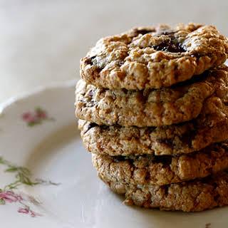 Oatmeal Pecan Chocolate Chip Cookies.