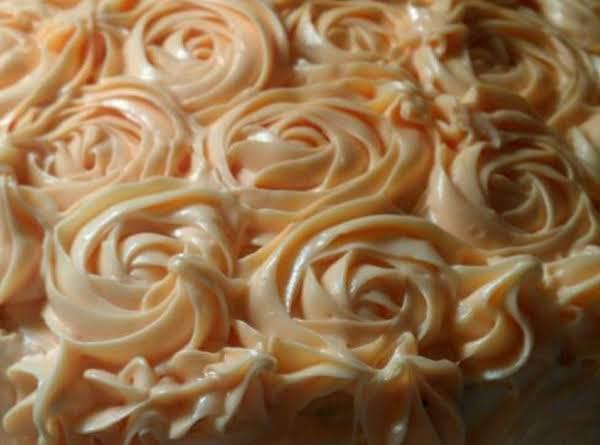Apple Eggnog Cake
