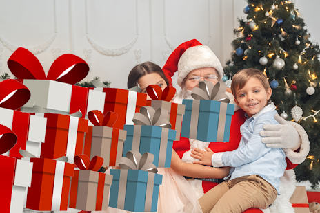Call Santa Claus for Gifts - náhled