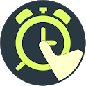 Power Nap one touch - Simple headphone alarm timer icon