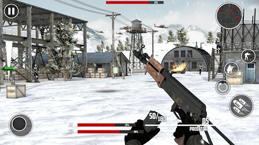 Army shooting game :Commando Games 2.1.6 screenshots 1
