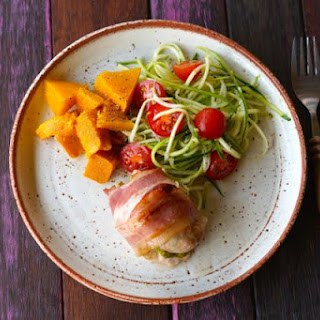 Stuffed Chicken Thighs Bacon Recipes