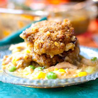 Warm & Comforting Turkey and Stufflins'