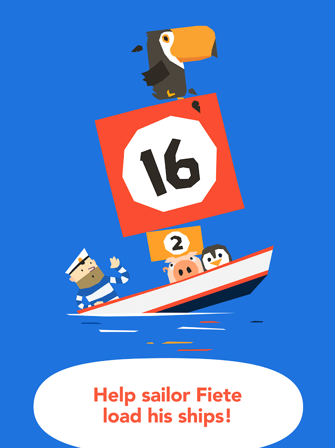 Fiete Math - Numbers for Kids- screenshot