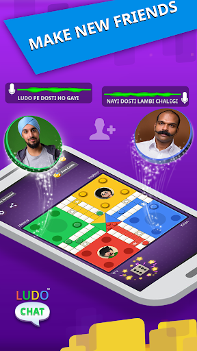 Hello Ludo - Live online Chat on ludo! screenshot 2