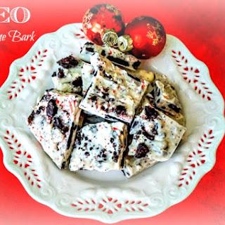 My Decorating Holiday Hack & OREO Candy Cane Bark