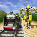 Train Robot Transformation game icon