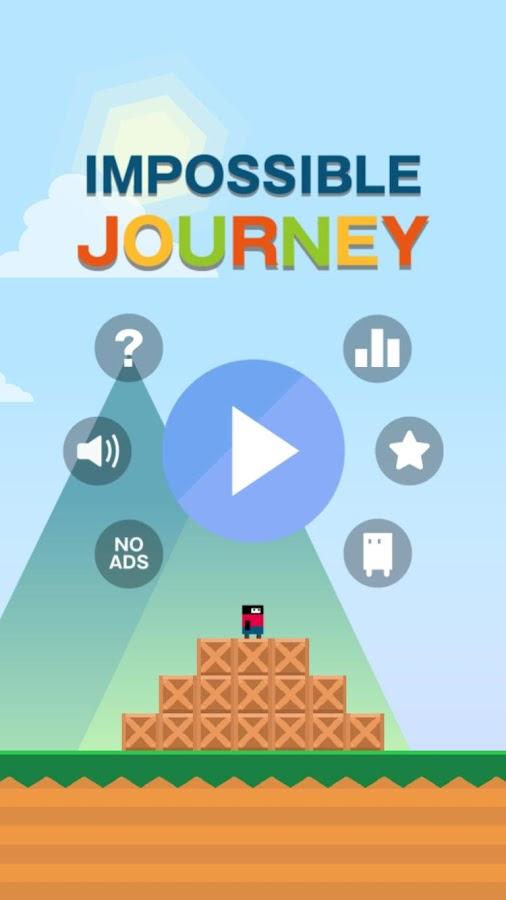Impossible Journey- screenshot