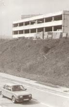 Photo: V rokoch 1987 sa začalo s výstavbou zdravotného strediska na Medvedzí.