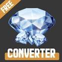 ItemsFF Blue | Free Diamonds Calculator Currencie icon