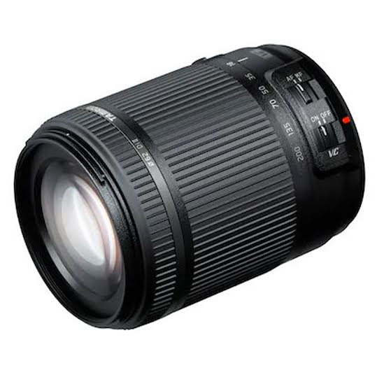 Tamron 18-200mm 3,5-6,3 DI II VC for Sony zoom