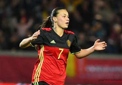 Jassina Blom signe son retour à La Gantoise