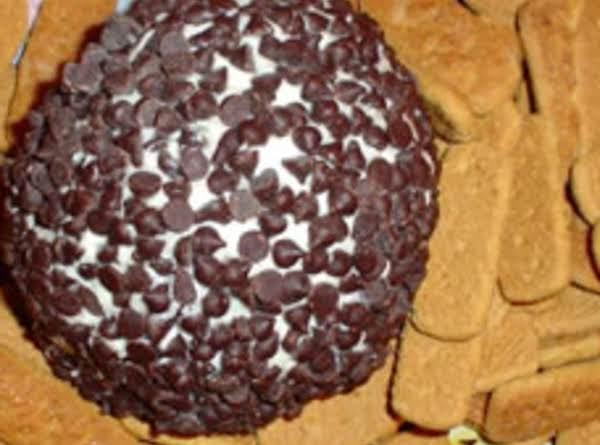 Chocolate Chip Cheeseball