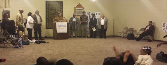 Photo: Black History Program at the masjid