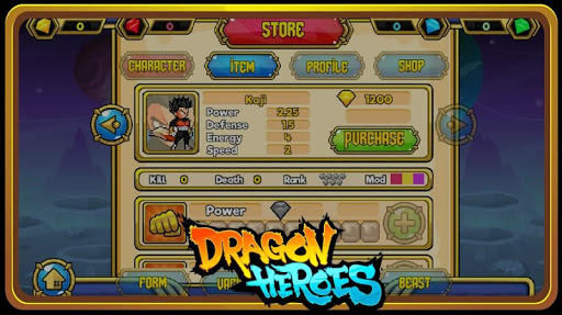 Dragon Heroes - Arena Online 7 {cheat|hack|gameplay|apk mod|resources generator} 3