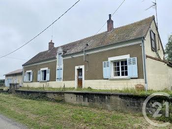 maison à Champvert (58)