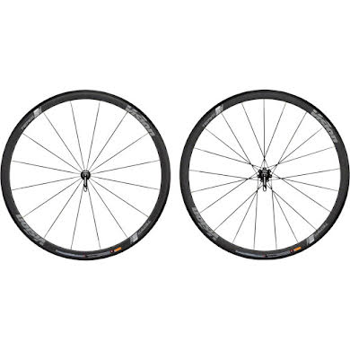 Vision Team 35 Wheelset - 700c, QR, HG 11, Black, Clincher