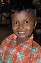 Photo: Photo of a little school boy from India, taken by Rev. Rob Goodwin when on a short-term mission trip in 2007.