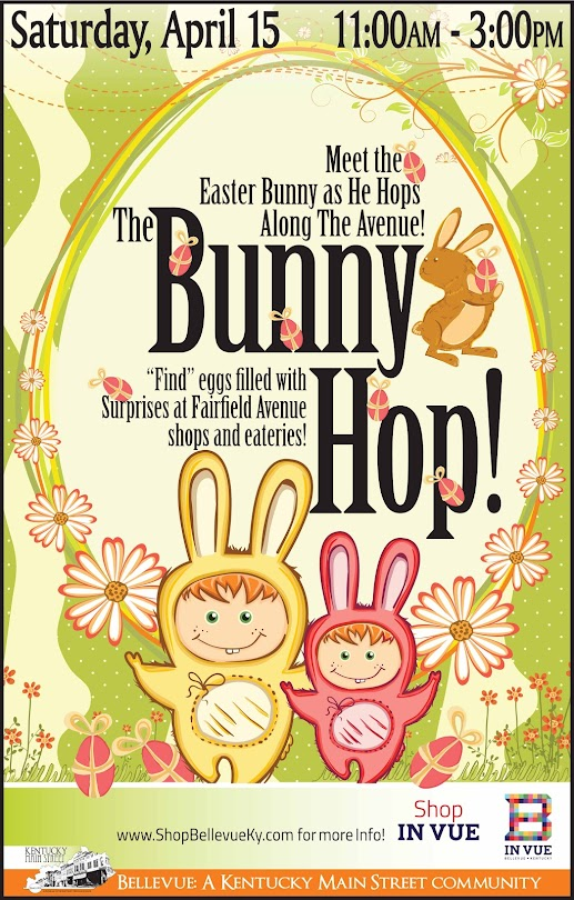 The Bunny Hop poster