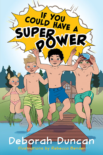 If You Could Have a Superpower cover