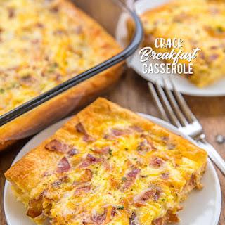 Crack Breakfast Casserole Recipe
