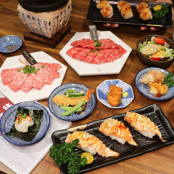 東港強來台南啦! 東港強和牛燒肉定食 台南旗艦店,299起就能吃到頂級燒肉定食,日本A5和牛超好吃!