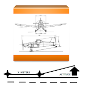 GPS TAKE-OFF RULER