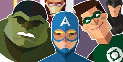 Super Heroes Splash