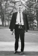Photo: Franz() der Photograph, wahrscheinlich in Genf.
